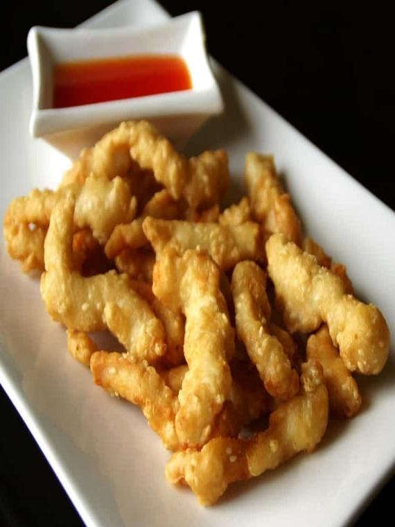 chicken-tempura