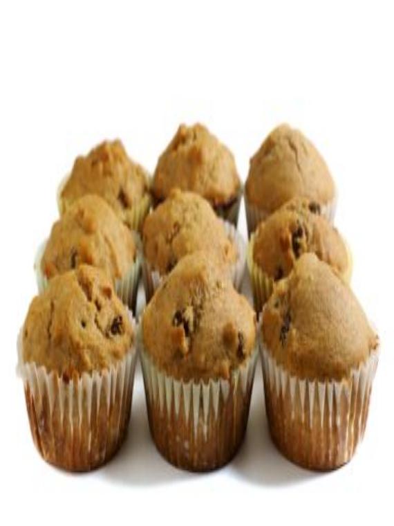 raisin-muffins